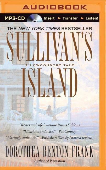 Sullivan's Island als Hörbuch CD