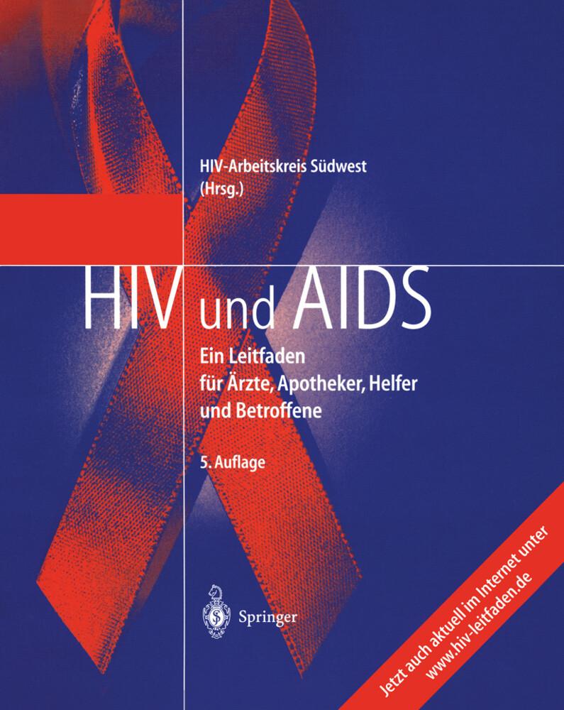 HIV und AIDS als Buch (kartoniert)