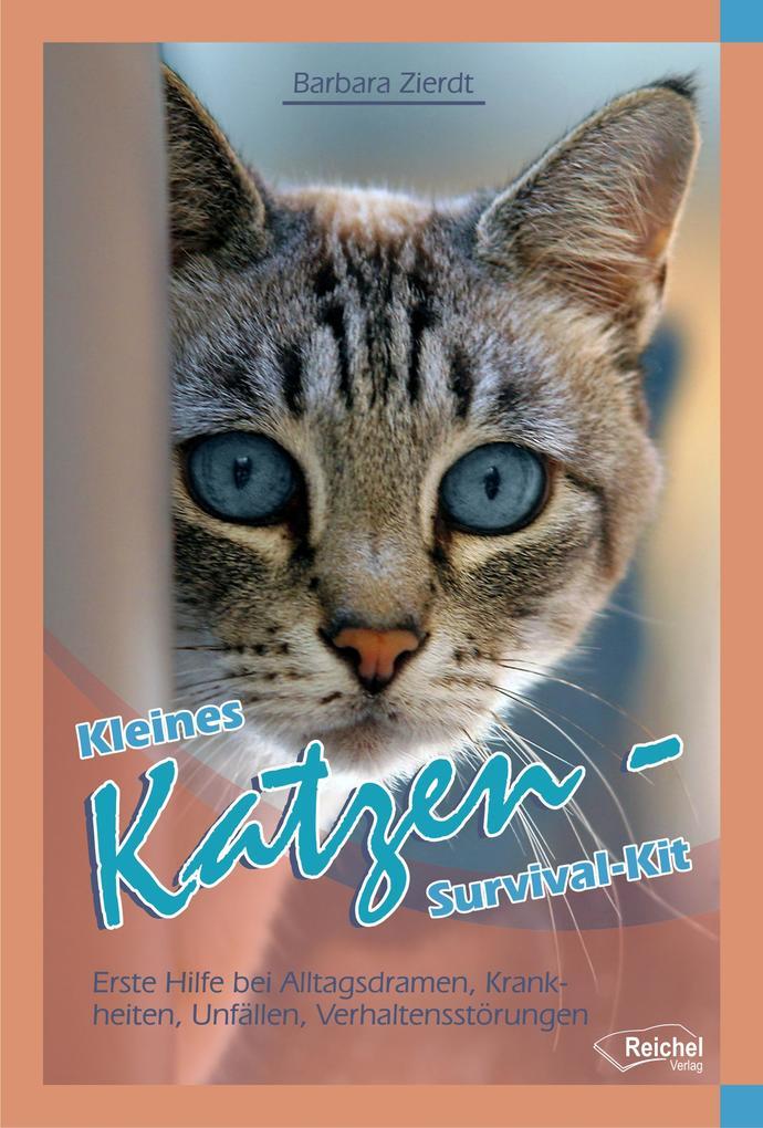 Kleines Katzen-Survival-Kit als eBook epub