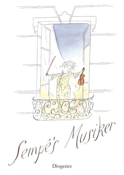 Sempe's Musiker als Buch (gebunden)