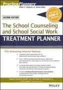 The School Counseling and School Social Work Treatment Planner, with DSM-5 Updates