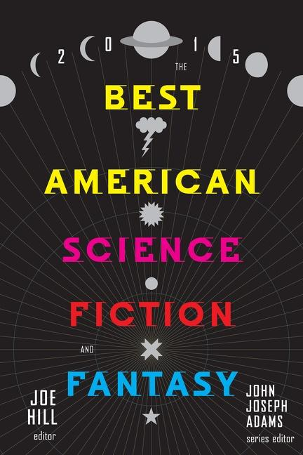The Best American Science Fiction and Fantasy als Taschenbuch