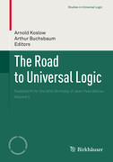 The Road to Universal Logic