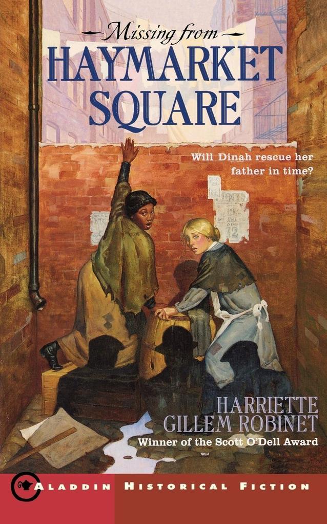 Missing from Haymarket Square als Buch (kartoniert)