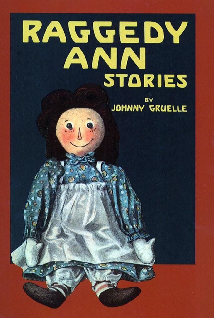 Raggedy Ann Stories als Buch (gebunden)