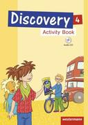 Discovery 4. Activity Book mit Audio-CD