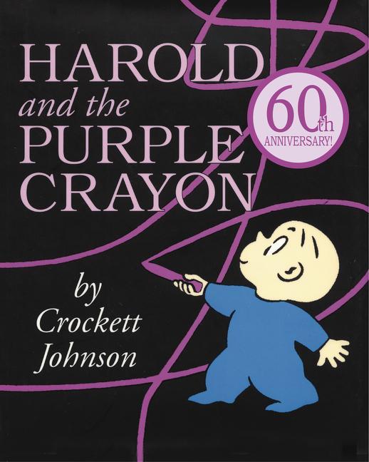 Harold and the Purple Crayon als Buch (gebunden)