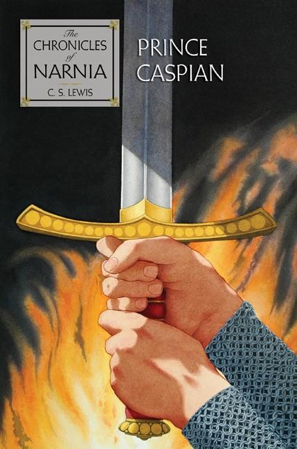 Prince Caspian: The Return to Narnia als Buch (gebunden)