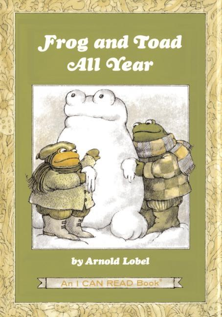 Frog and Toad All Year als Buch (gebunden)