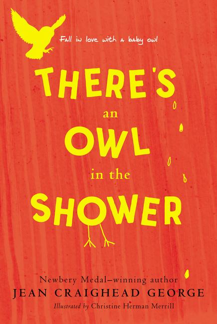 There's an Owl in the Shower als Taschenbuch