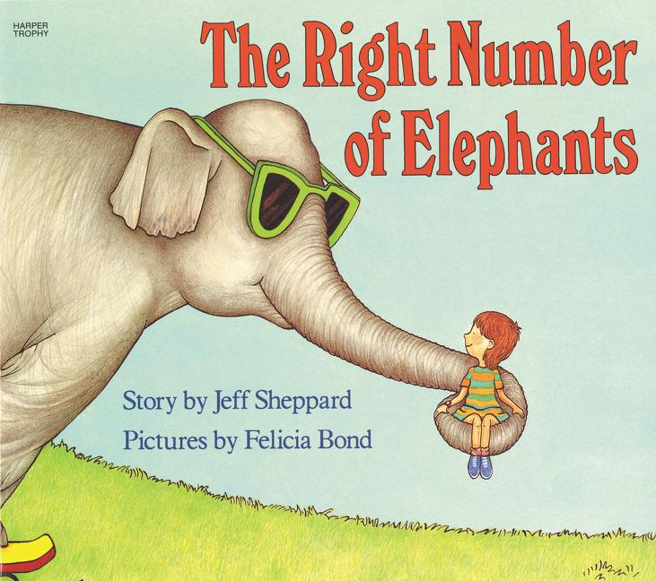 The Right Number of Elephants als Taschenbuch