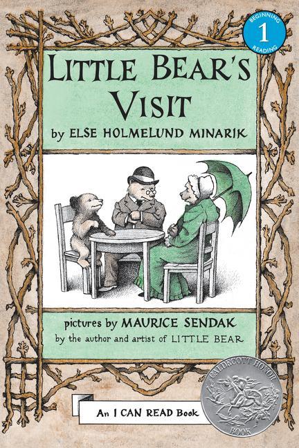 Little Bear's Visit als Taschenbuch