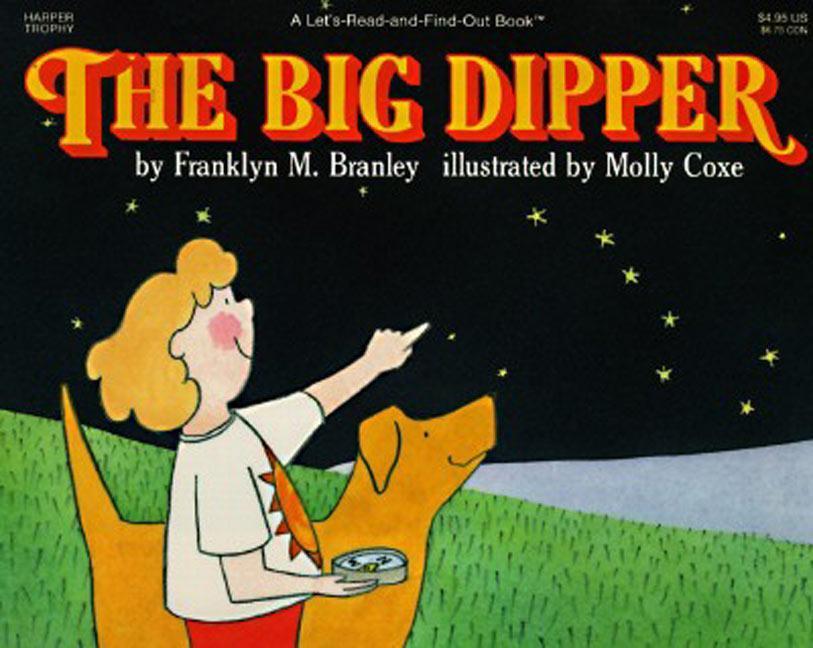 The Big Dipper als Taschenbuch