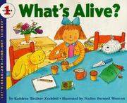 What's Alive? (Paperback)