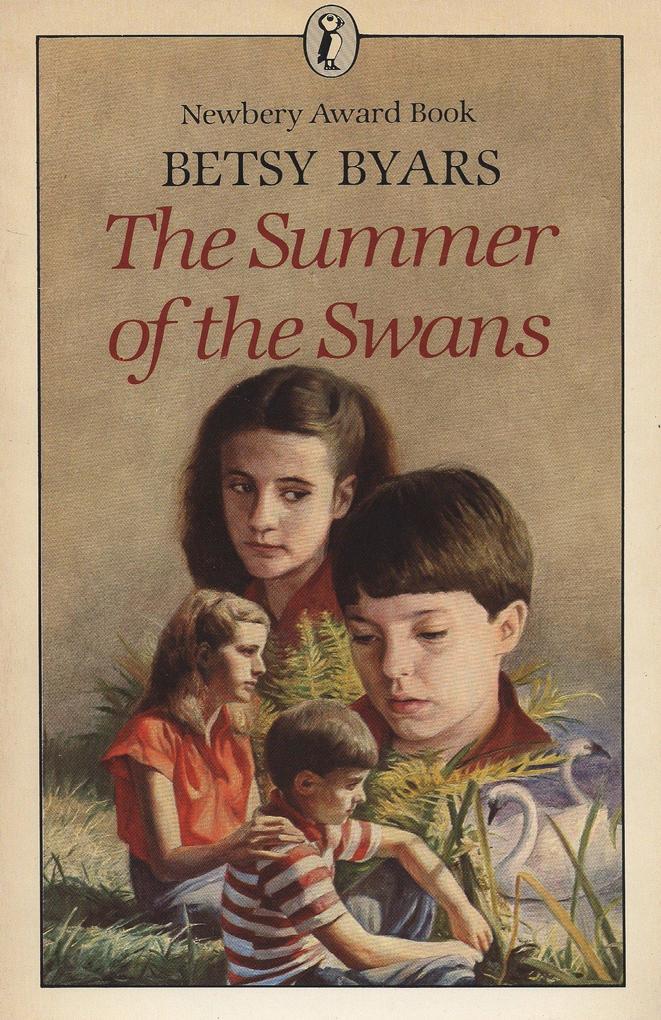 The Summer of the Swans als Taschenbuch