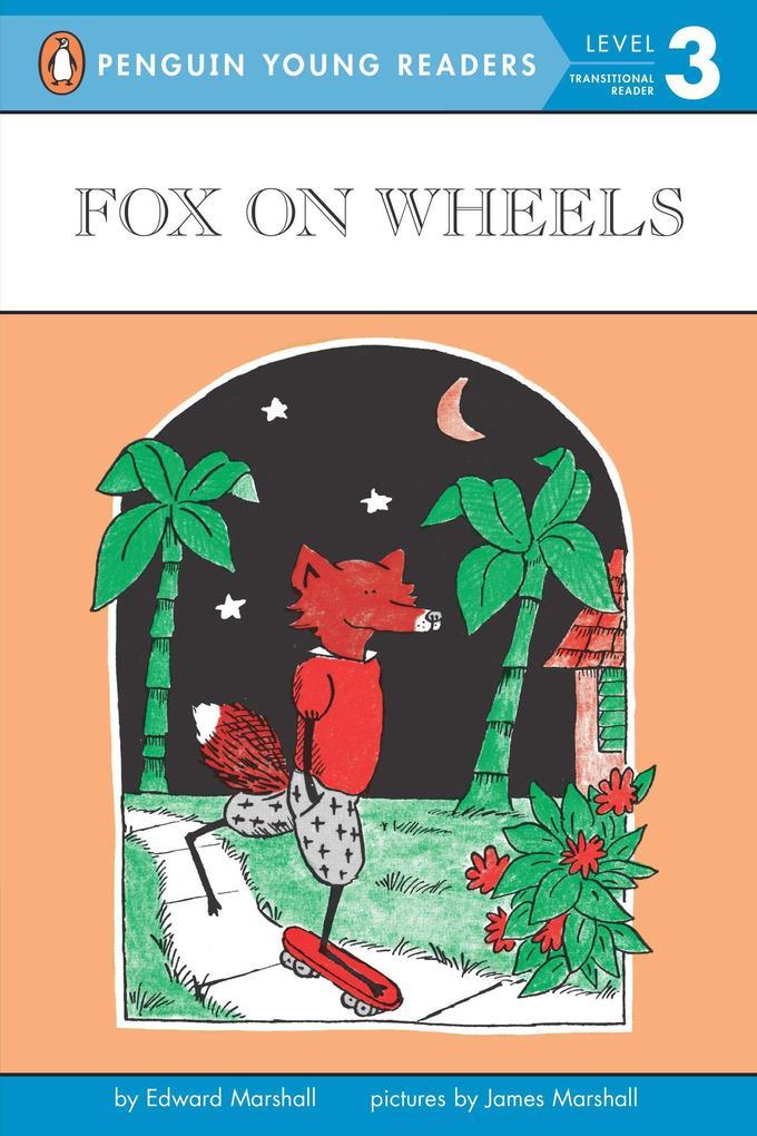 Fox on Wheels als Taschenbuch