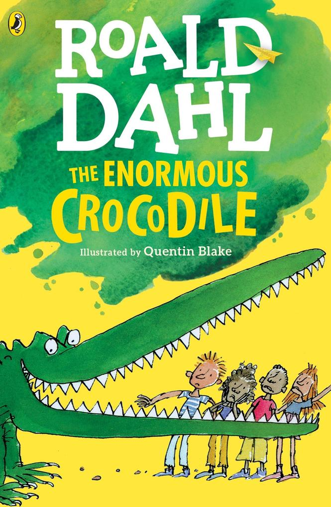 The Enormous Crocodile als Taschenbuch
