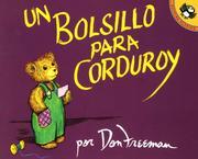 Un Bolsillo Para Corduroy = A Pocket for Corduroy