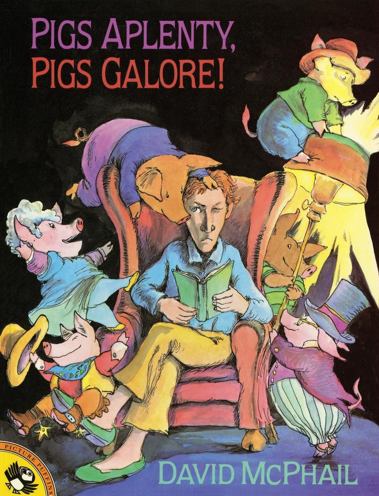 Pigs Aplenty, Pigs Galore! als Taschenbuch
