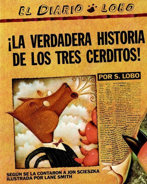 La Verdadera Historia de Los Tres Cerditos als Taschenbuch