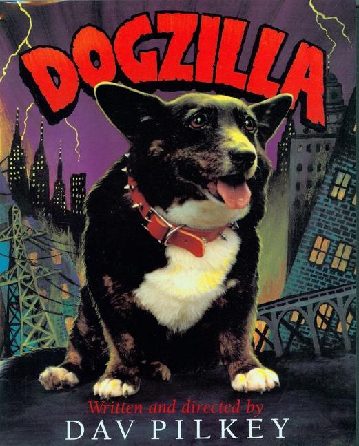 Dogzilla /R als Taschenbuch
