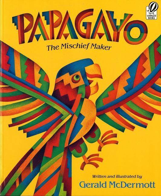 Papagayo: The Mischief Maker als Taschenbuch