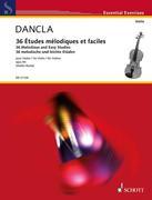 36 Études mélodiques et faciles