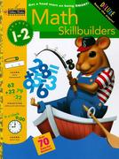 Math Skillbuilders (Grades 1 - 2) ¬With Stickers|