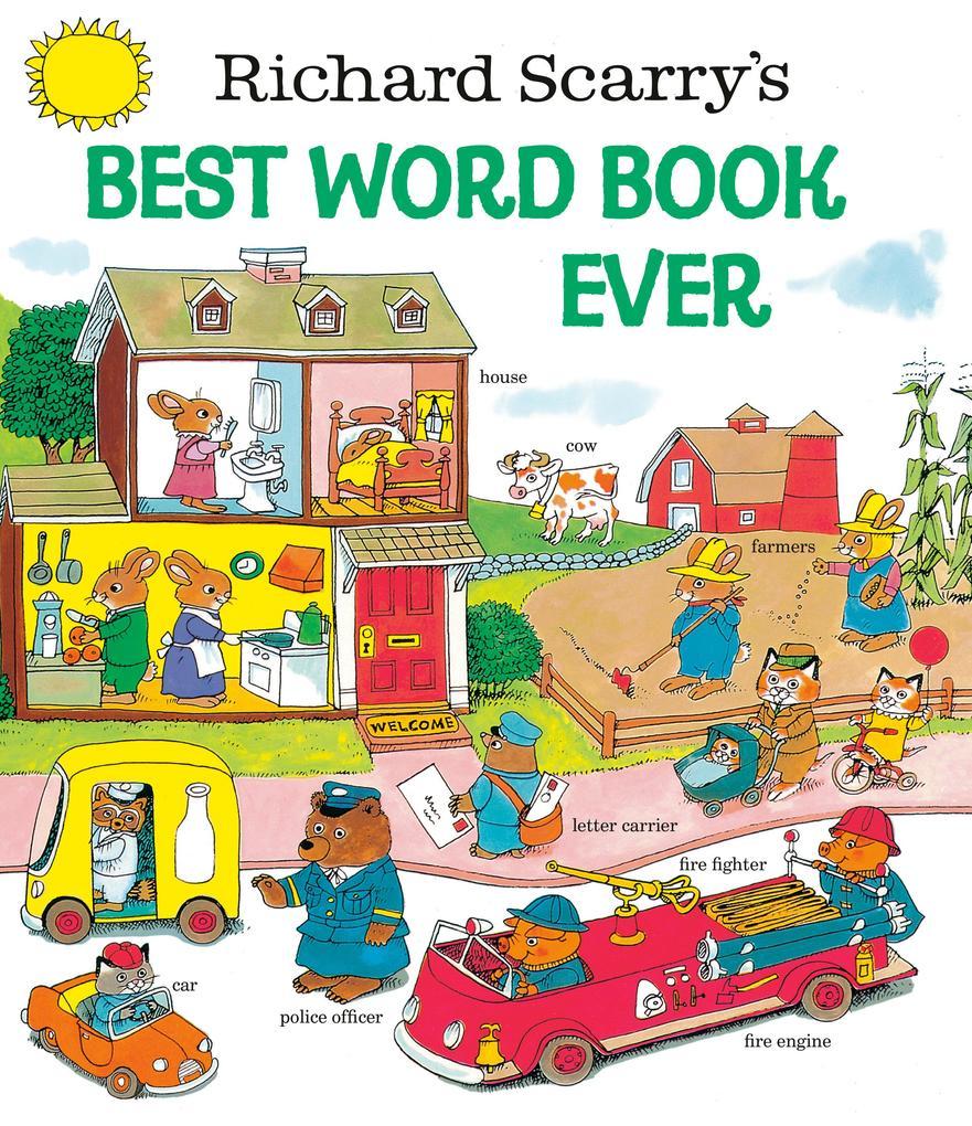Best Word Book Ever als Buch (gebunden)