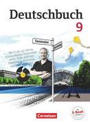 Deutschbuch 9. Schuljahr. Schülerbuch Gymnasium - Östliche Bundesländer und Berlin