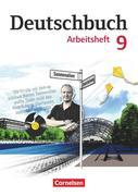 Deutschbuch Gymnasium 9. Schuljahr. Arbeitsheft mit Lösungen. Östliche Bundesländer und Berlin
