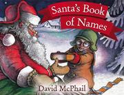Santa's Book of Names