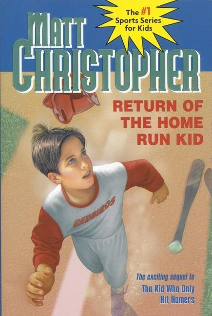 Return of the Home Run Kid als Taschenbuch