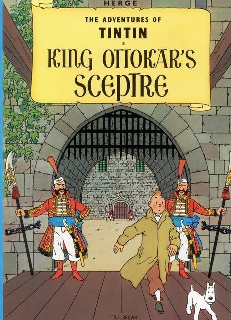 King Ottokar's Sceptre als Taschenbuch