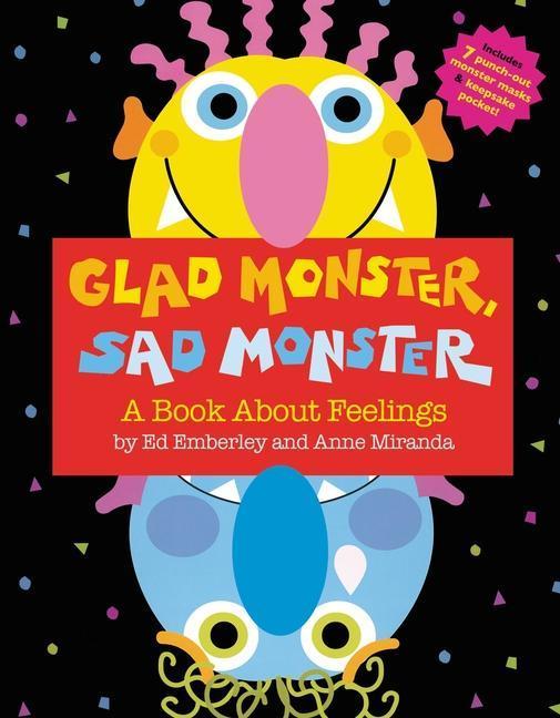 Glad Monster, Sad Monster als Buch (gebunden)