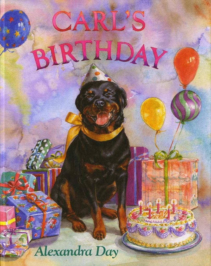 Carl's Birthday als Buch (gebunden)