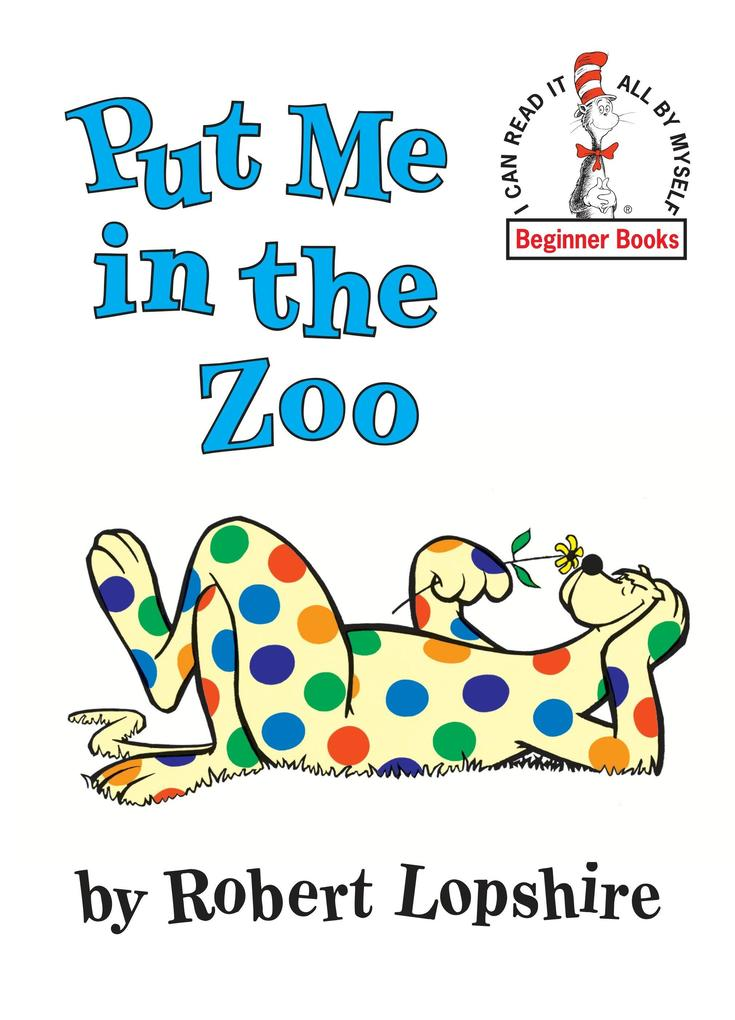 Put Me in the Zoo als Buch (gebunden)
