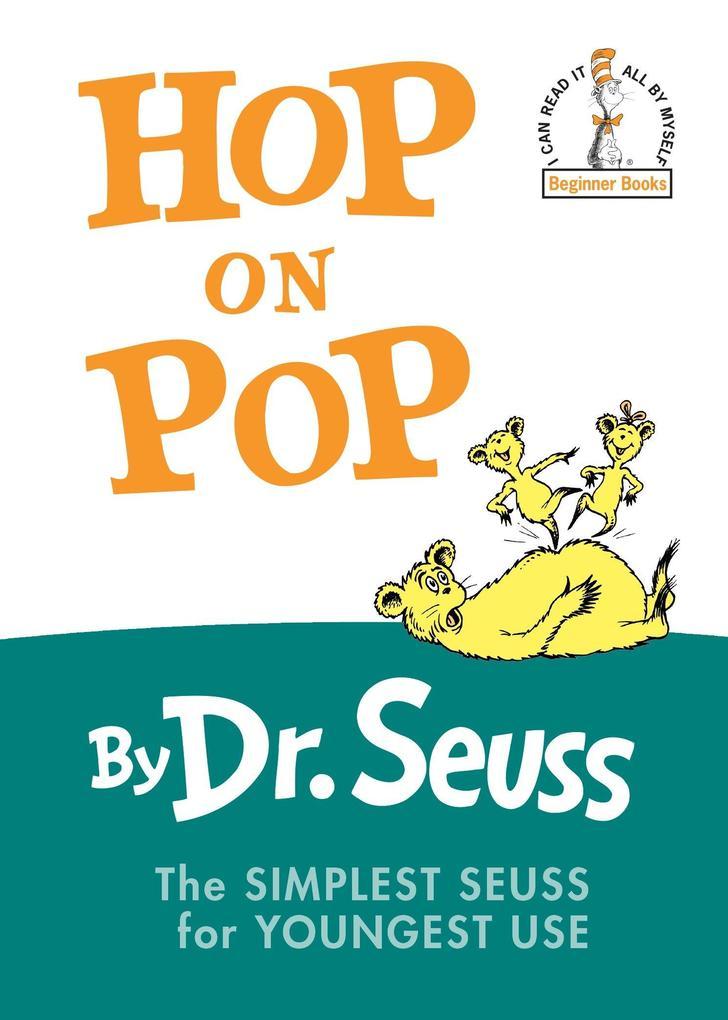 Hop on Pop als Buch (gebunden)