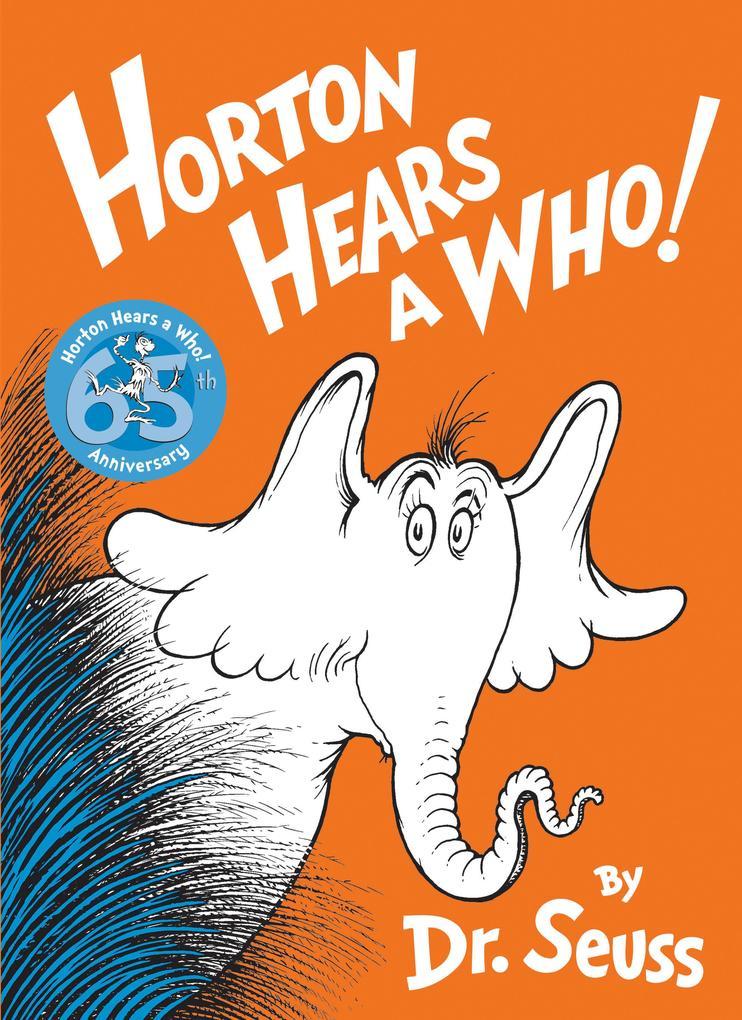 Horton Hears a Who! als Buch (gebunden)