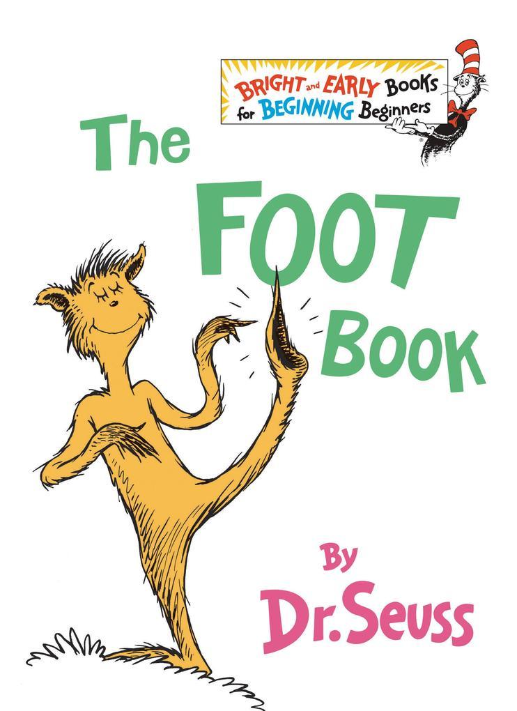 The Foot Book als Buch (gebunden)