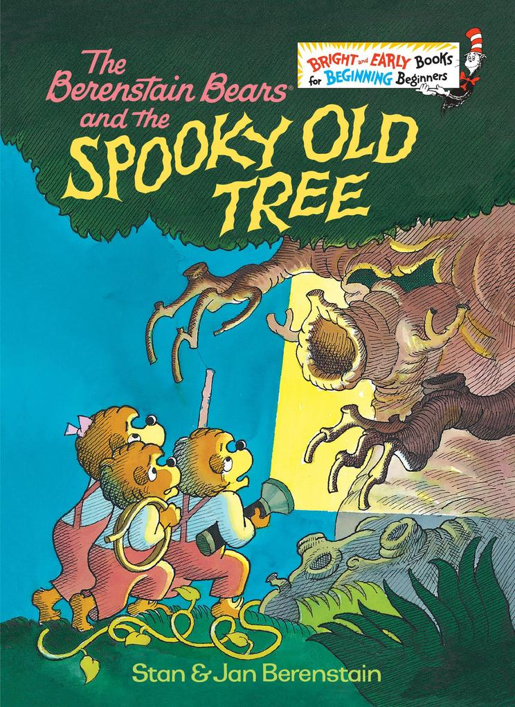 The Berenstain Bears and the Spooky Old Tree als Buch (gebunden)