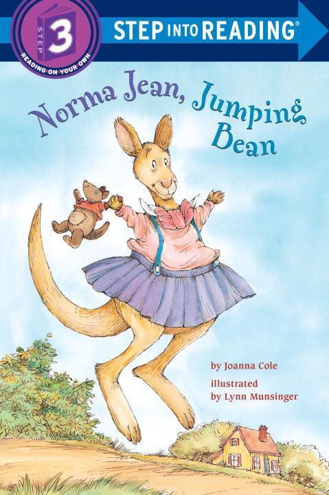 Norma Jean, Jumping Bean als Taschenbuch