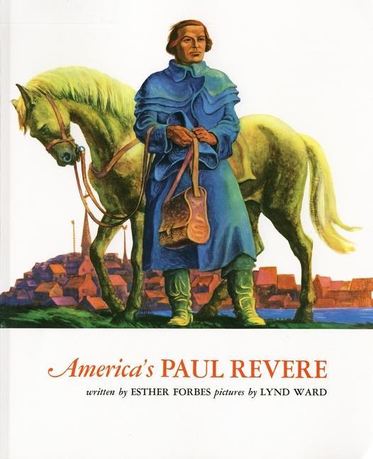 America's Paul Revere als Taschenbuch