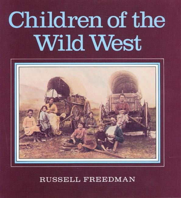 Children of the Wild West als Taschenbuch