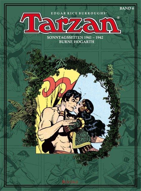 Tarzan. Sonntagsseiten Bd 6 / Tarzan 1941 - 1942 als Buch (gebunden)