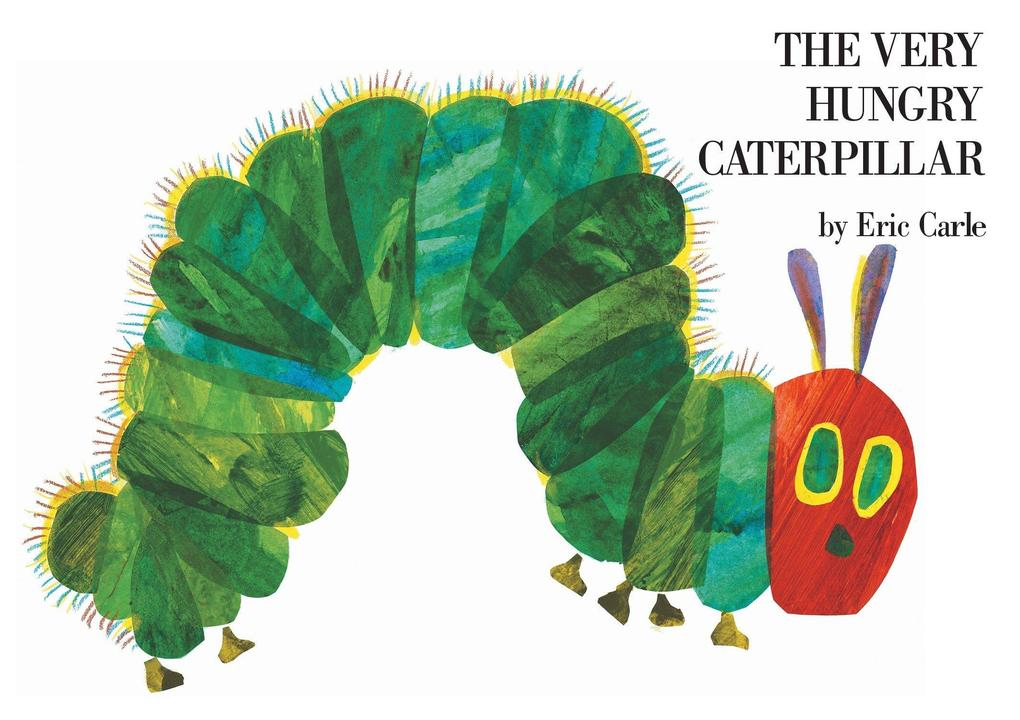 The Very Hungry Caterpillar als Buch (gebunden)