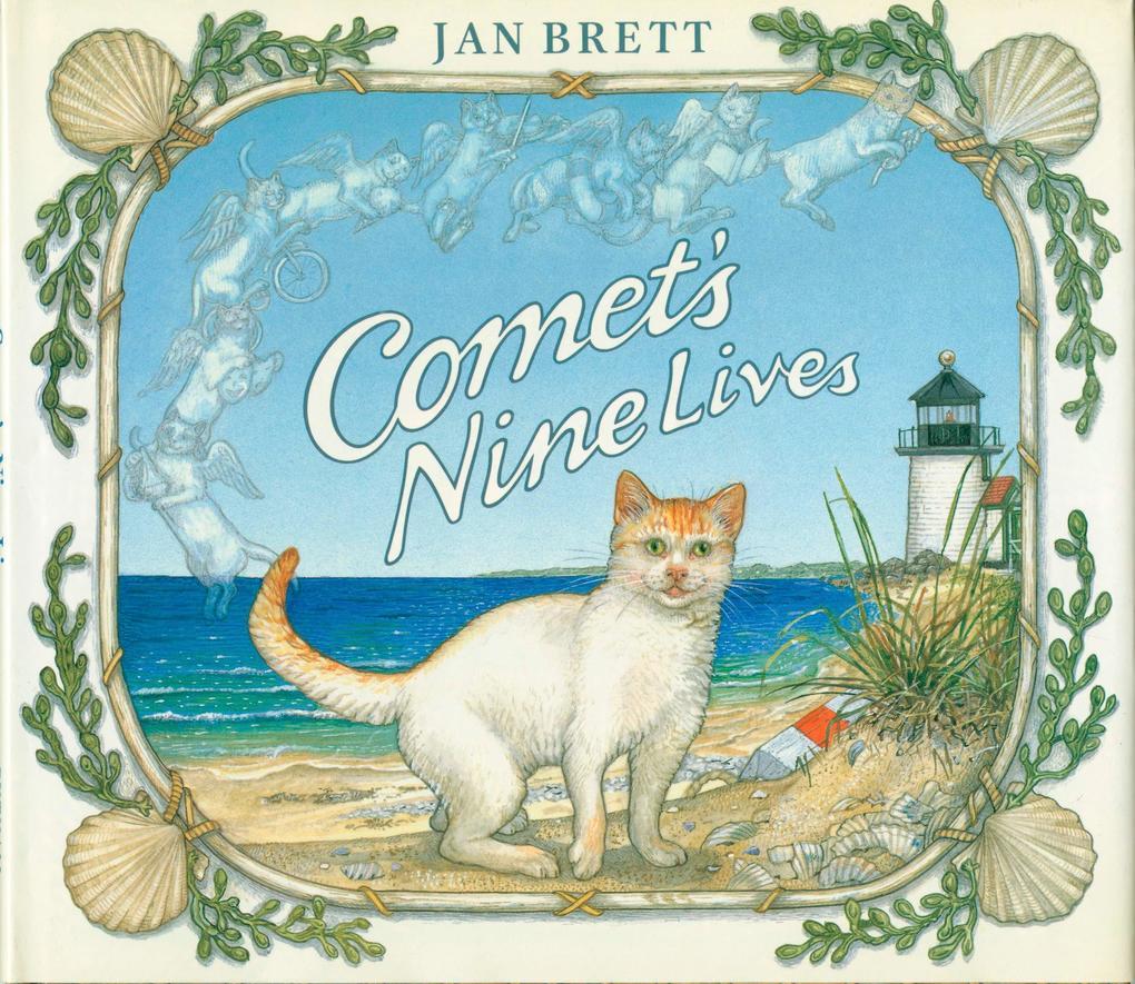 Comet's Nine Lives als Buch (gebunden)
