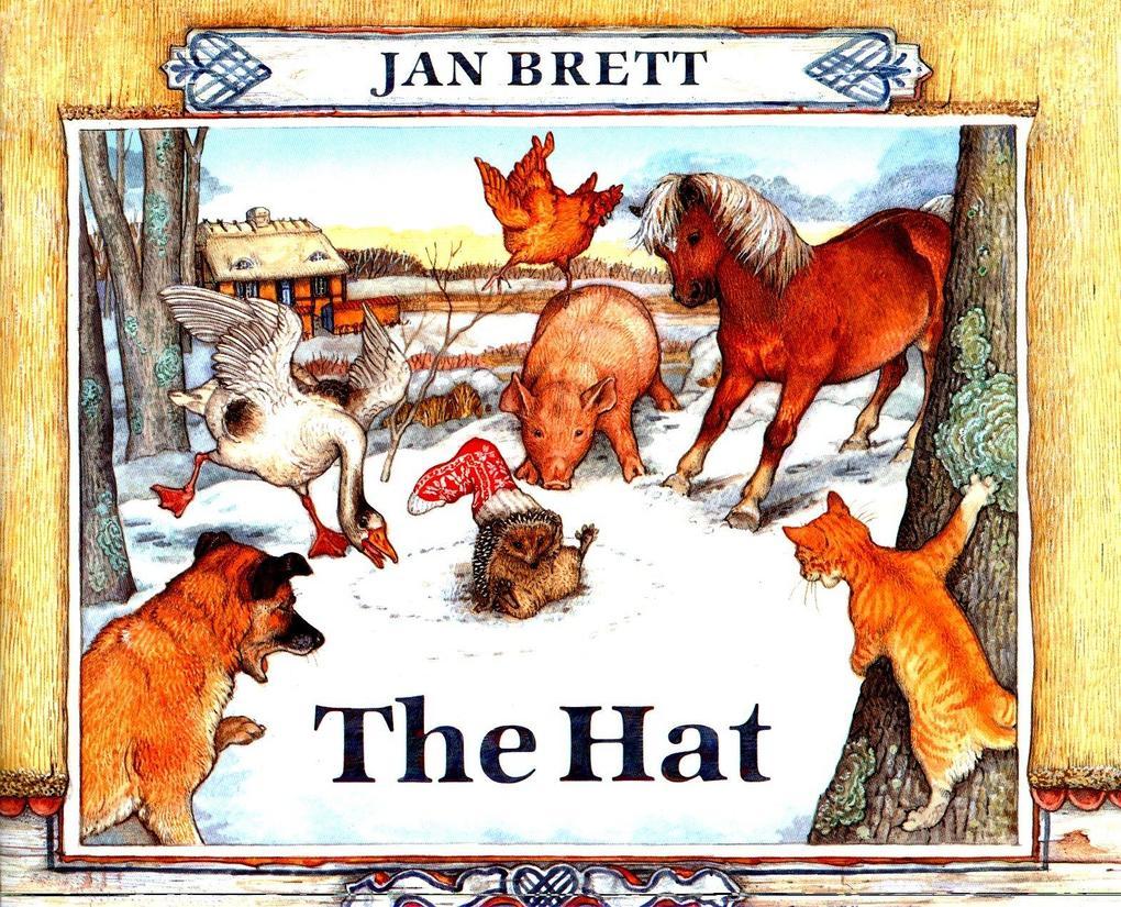 The Hat als Buch (gebunden)