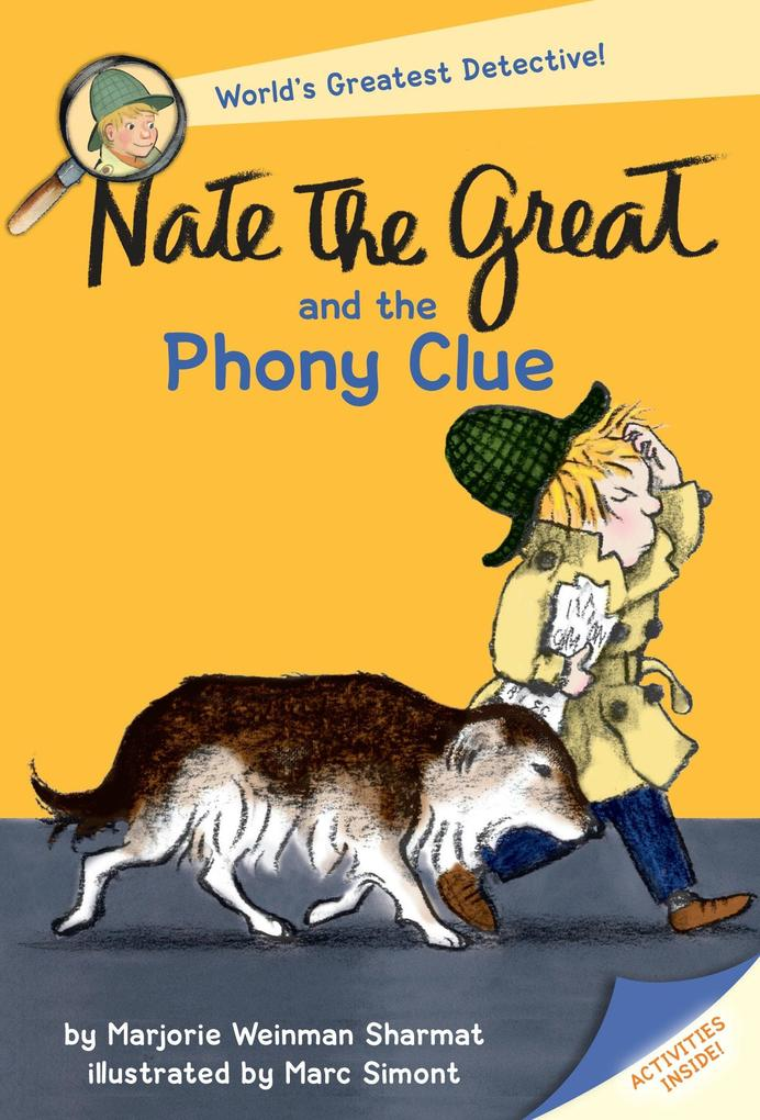 Nate the Great and the Phony Clue als Taschenbuch