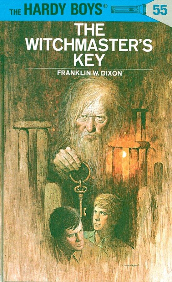 Hardy Boys 55: The Witchmaster's Key als Buch (gebunden)